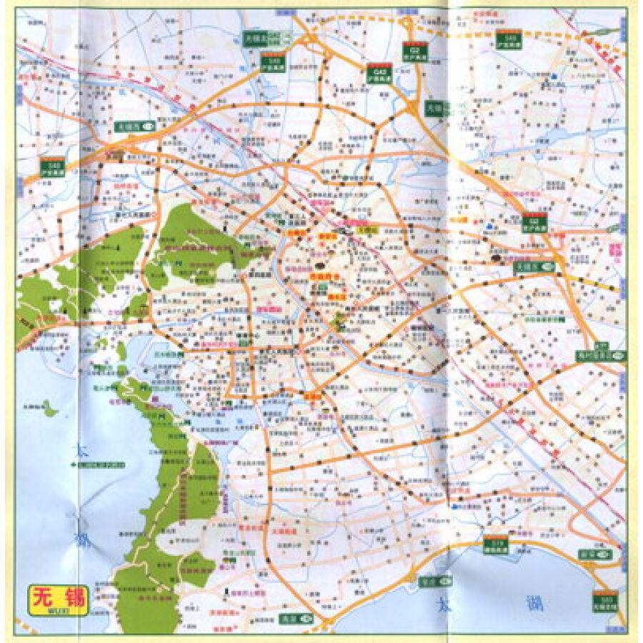 旅游/地图 全国高速公路/铁路地图 长三角高速公路地图(2012版)