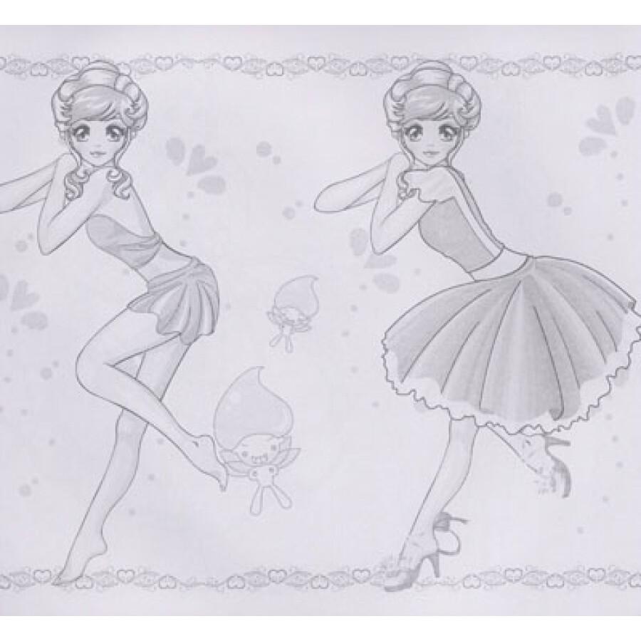 百变时装秀:俏丽美少女