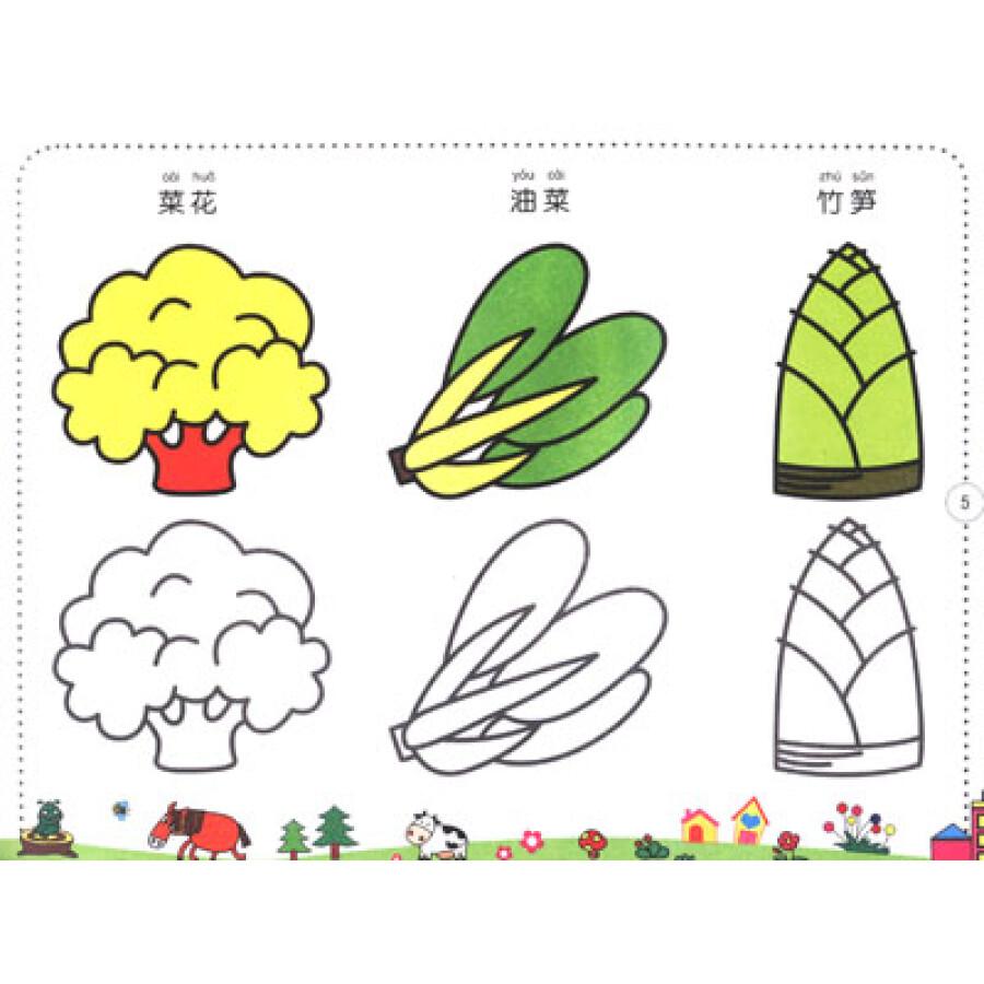 《小孩学画画(4)》【摘要