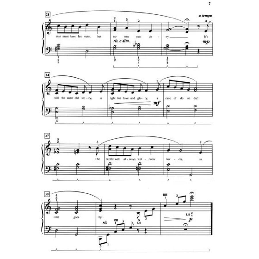 钢琴曲谱今夜无眠