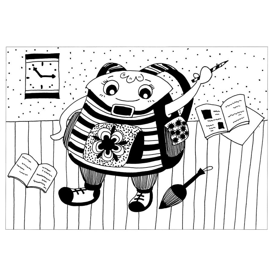 少年美术名师课堂:丽菲线描画课堂(1)