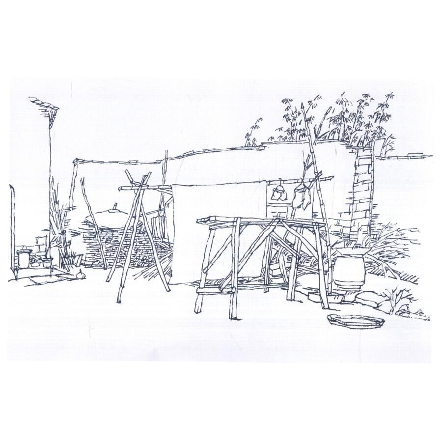 《美术基础教程丛书:名师范本·风景速写·实用篇图片
