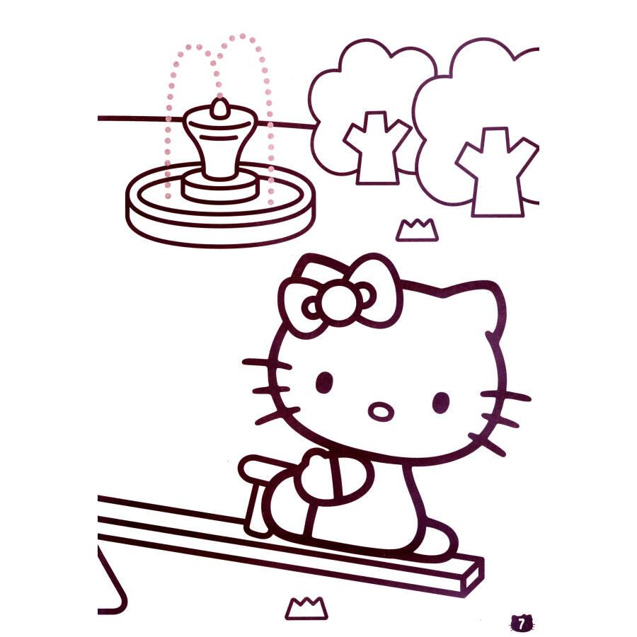 凯蒂猫是怎么画的图片
