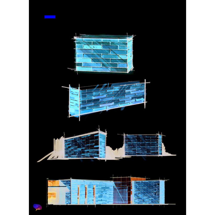 马克笔手绘表现技法入门:建筑表现