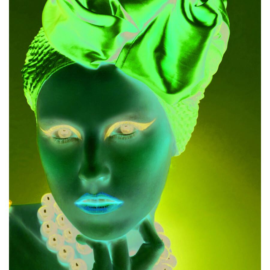 美妆新言:创意新娘妆容技法解析图片