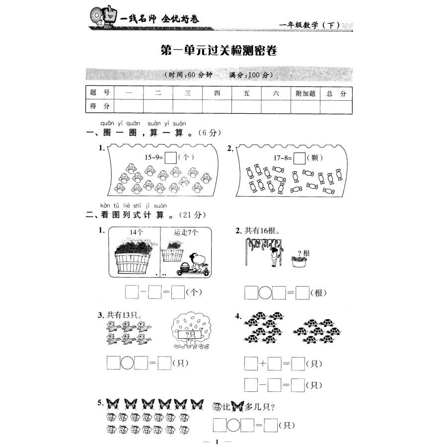 数学单元梳理结构图