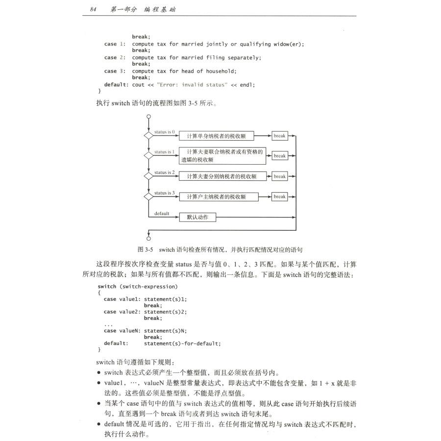 计算机科学丛书:c  程序设计(原书第3版)