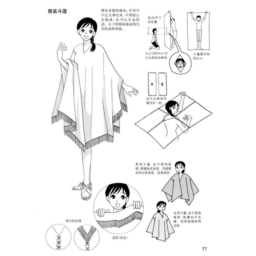动漫 游戏/动漫同人漫画 日本漫画手绘技法经典教程(6):世界美少女的