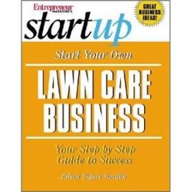9cm 页数:168 正文语种:英文 内容简介 lawn care services