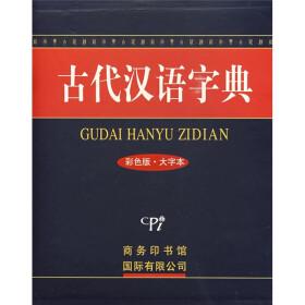古代汉语字典(彩色版)(大字本)