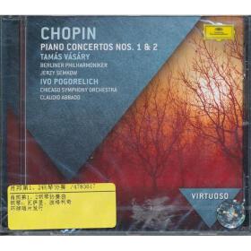 口CD DG 肖邦 第一 二号钢琴协奏曲 CD图片