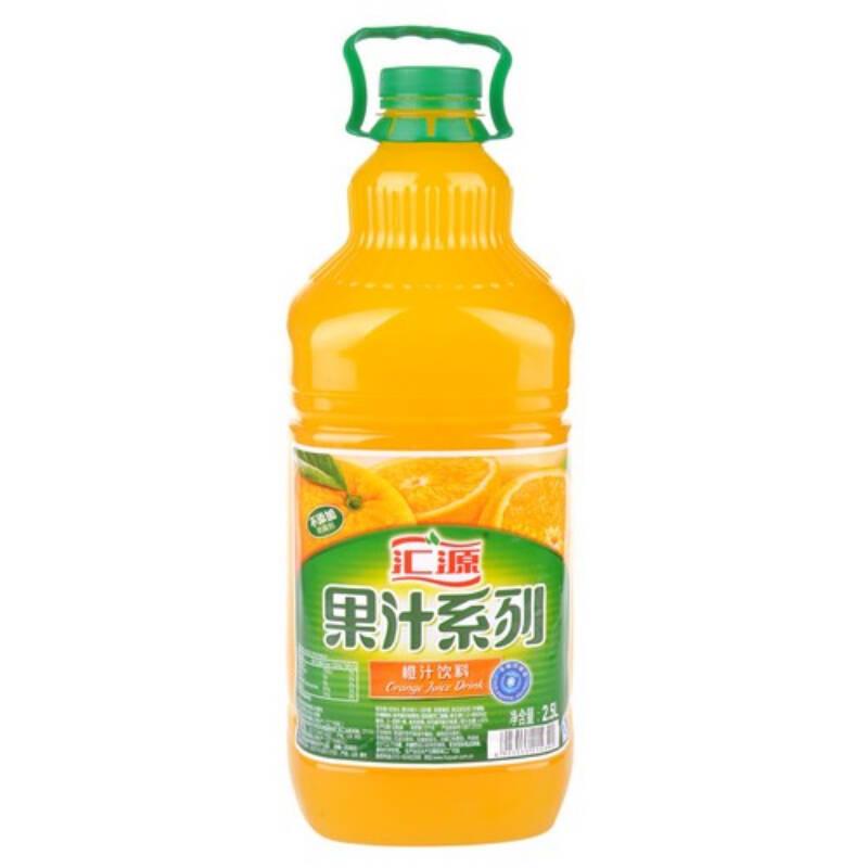 汇源果汁官网_汇源果汁橙汁饮料2.5l