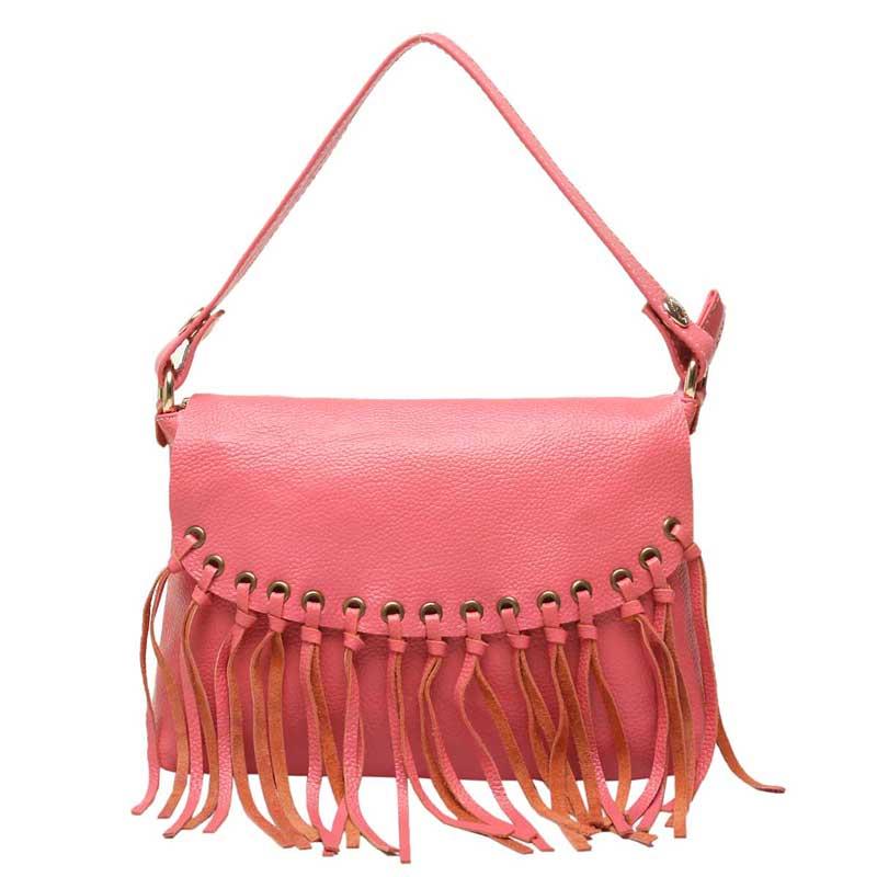 包包迷你时尚流苏设计