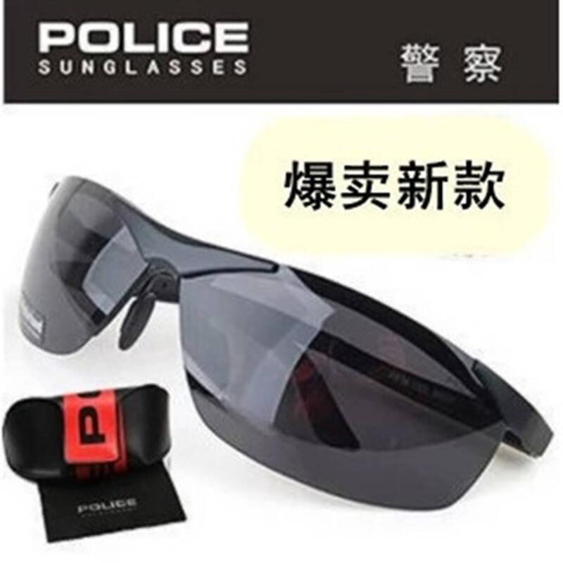 2014新款 正品警察太阳镜男偏光镜司机专用墨镜男驾车