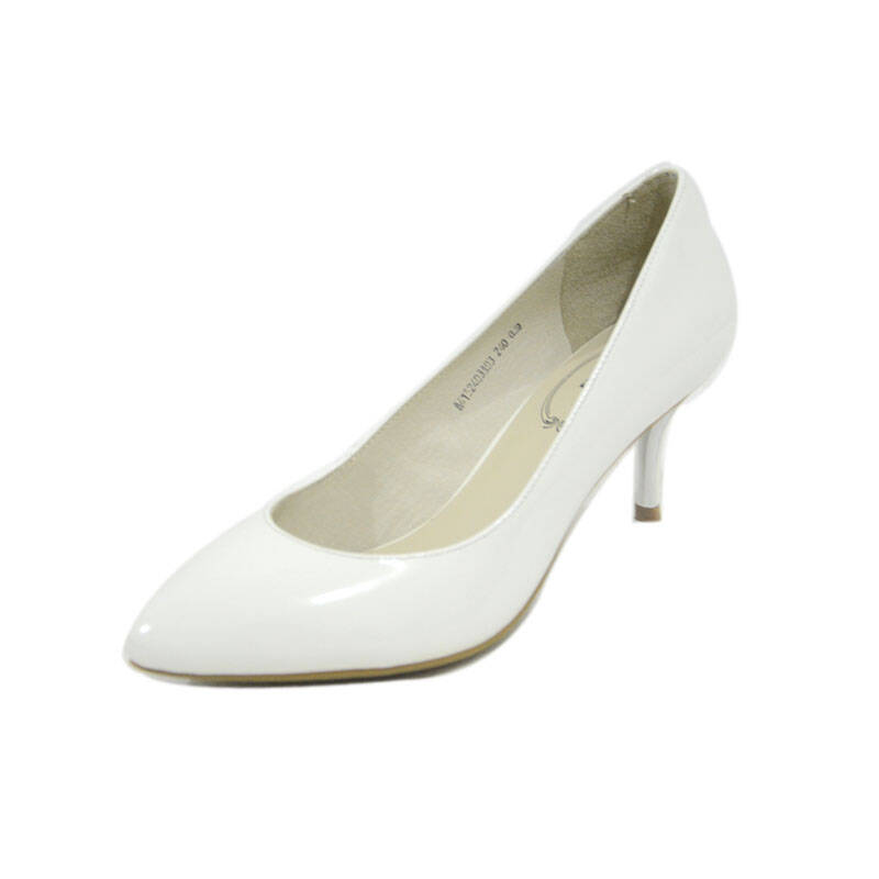 千百度女鞋 专柜正品 2014夏款时尚女式凉鞋4152403 白色 37