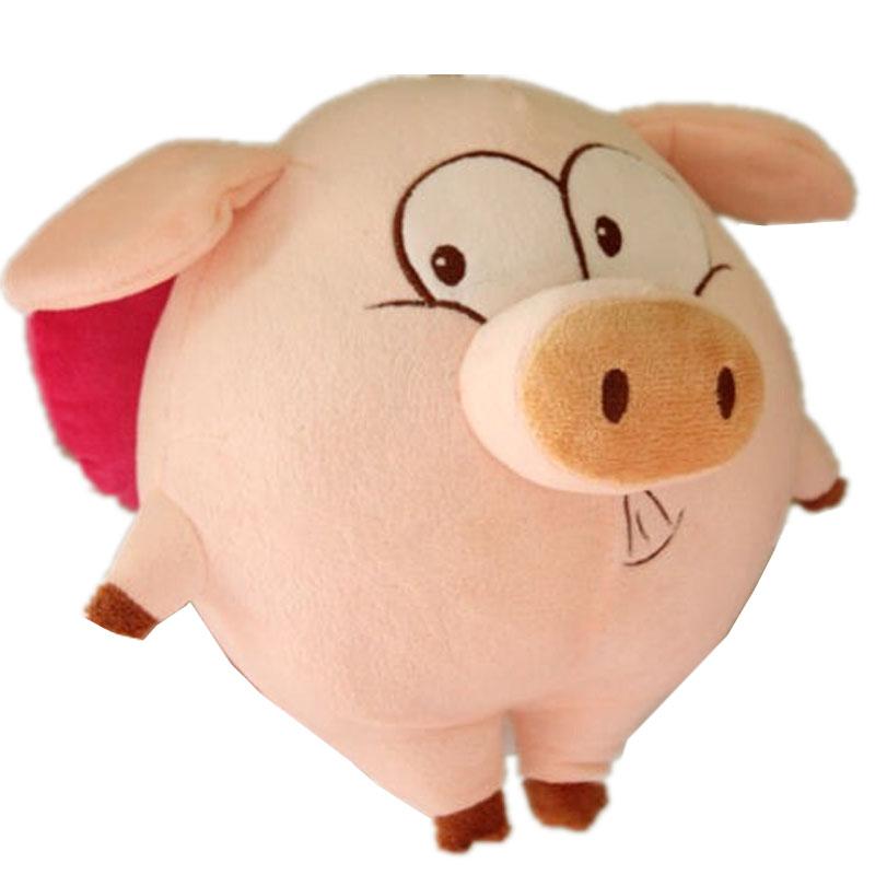简笔画动物猪头