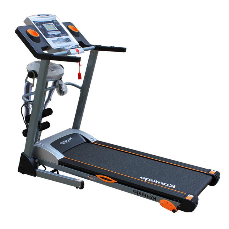 康乐佳家用多功能电动跑步机k542c-1图片