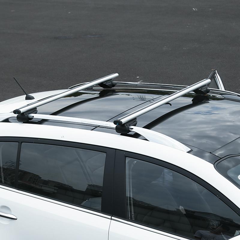 车顶行李架 rav4锐界昂科威沃尔沃xc60 翼虎汉兰达奥迪q5途观横杆架旅