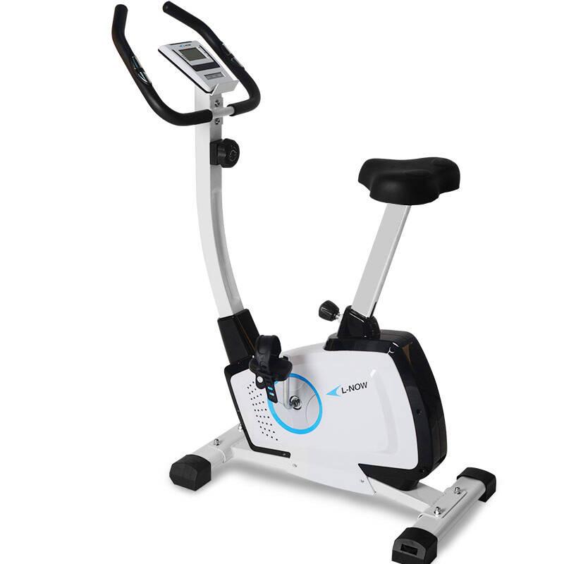 家用健身器材_蓝堡动感单车超静音家用健身器材室内脚踏车减肥运动磁控车健身车ld