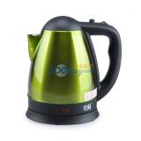 优畅 炫彩不锈钢电水壶 1.8L YC-1024-G/R