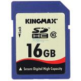 KINGMAX 胜创 16GB SDHC 高速存储卡(Class10) 优惠价99元