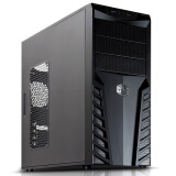 ��������(CoolerMaster)�ؾ�366U3�� ��Ϸ����(ATX/USB3.0/֧��SSD/����)��ɫ