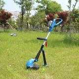 无线直流电动割草机海道电动草坪机打草机葫芦1吨电动草坪cd图片