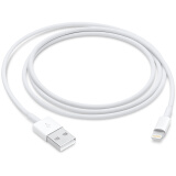 Apple MD818FE/A Lightning to USB iPhone/iPad/iPod 连接线/数据线1米