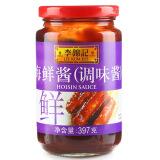 【李锦记大蒜酱397g和海天海鲜哪个好】李锦蚝油味是什么药图片