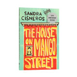 英文版 芒果街上的小屋 The House on Mango Street 美洲图书奖