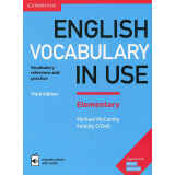 English Vocabulary in Use Elementary Book