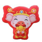 玩具猪公仔可爱趴趴猪玩偶大号午睡觉抱枕布娃娃女孩 恭喜发财猪抱枕