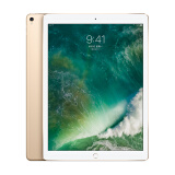 Apple iPad Pro 平板电脑 12.9英寸(64G WLAN版/A10X芯片/Retina屏/Multi-Touch技术 MQDD2CH/A)金色