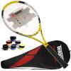 天龙teloon高级碳可以系列网球拍碳铝一体球拍手术必选(穿好线初学四个月复合蹦极吗图片