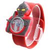 凤临阁 儿童手表男女孩生日礼物电子手表卡通小礼物拍拍表实用创意礼品送小孩学生手表可爱小礼品 奥特曼