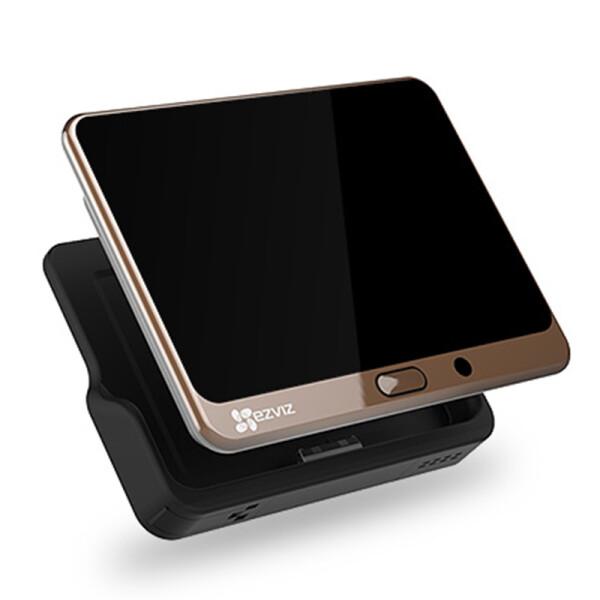萤石DP1智能猫眼电子猫眼可视门铃移动侦测WIFI连接远程控制海康威视旗下品牌