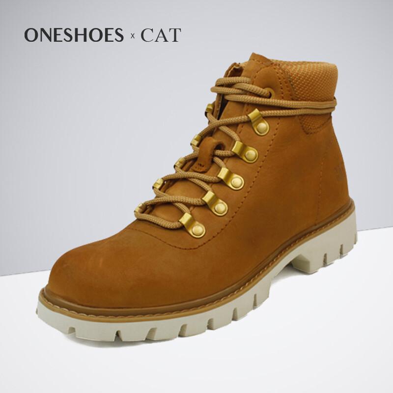 限尺码,Caterpillar 卡特彼勒 Handshake 女士短靴