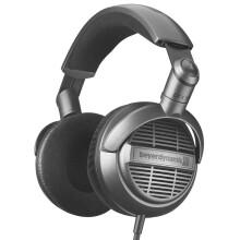 拜亚动力(beyerdynamic)DTX910 头戴式低阻直推HIFI耳机 深灰色
