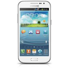 三星 I8552 3G手机(白色)WCDMA/GSM 双卡双待