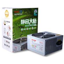 长城(GreatWall)额定300W 静音大师300W电源(主动式PFC/12cm静音风扇/智能温控/宽幅)