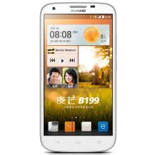 【京东商城】华为 麦芒B199 电信3G手机(白色)CDMA2000/GSM 双模双待双通