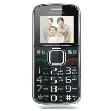 【京东商城】三盟 S108 GSM 老人手机 黑色