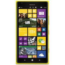 诺基亚(NOKIA) Lumia 1520 3G手机(黄色) WCDMA/GSM