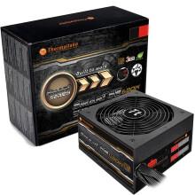 Tt(Thermaltake)额定630W Smart SE 630M 电源(半模组电源/游戏线材/静音温控风扇/背线设计)
