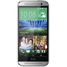 【联通0元购机】HTC ONE M8w 4G手机(月光银)TD-LTE/WCDMA/GSM