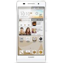 【京东商城】华为 Ascend P6-T00 3G手机(白色)TD-SCDMA/GSM