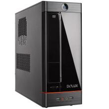 多彩(Delux) E-life  L117  家居小机箱 (含额定200W电源) 健康防辐射
