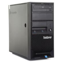 联想(Lenovo)塔式服务器ThinkServer TS240(E3-1226V3 4G 1TB 3.5英寸SATA桌面级 DVD有导航 带键鼠)