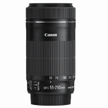 佳能(Canon) EF-S 55-250mm f/4-5.6 IS STM 远摄变焦镜头