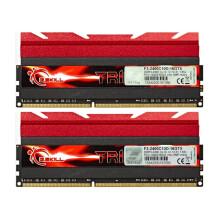 芝奇(G.Skill) Trident X系列 DDR3 2400频率 16G (8G×2)套装 台式机内存